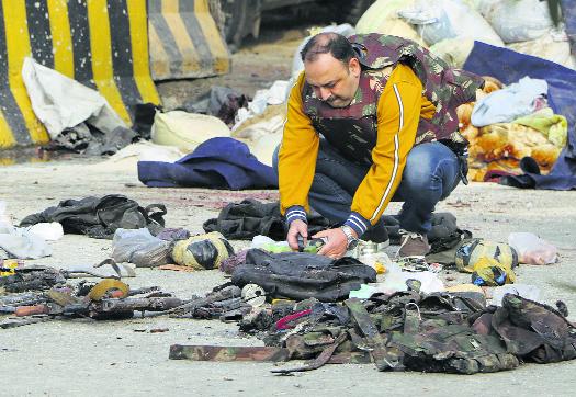 Terror plot foiled, 4 JeM terrorists killed in Jammu