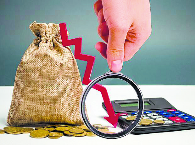 Moody's revises upwards India GDP forecast to minus 8.9 per cent in 2020
