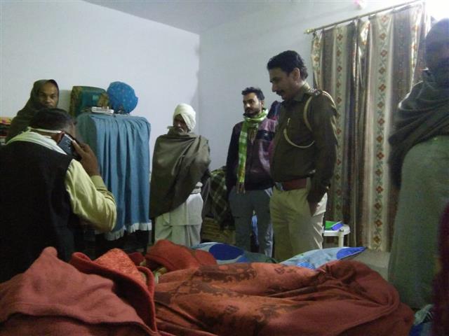 Cops rang doorbell at 1.30 am, forcibly took my husband away: Haryana Zila Parishad member's wife