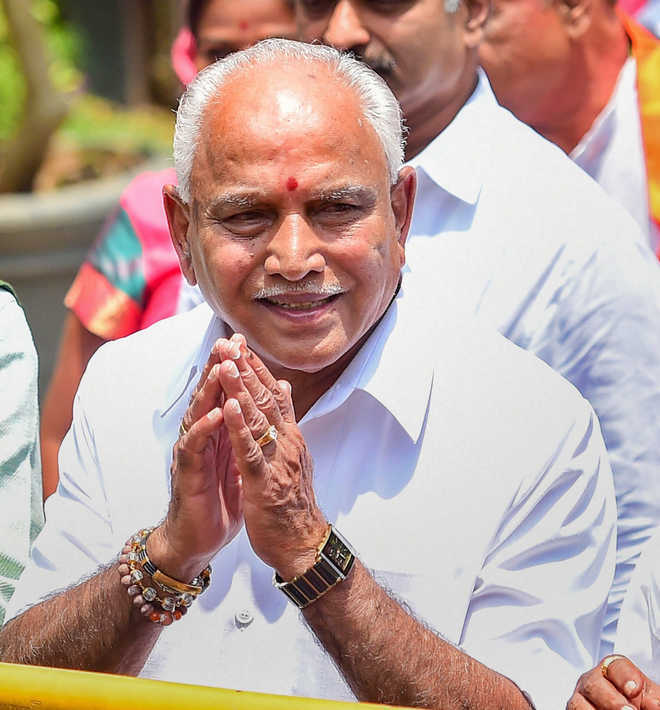 Yediyurappa's political secretary hospitalised after 'suicide attempt'