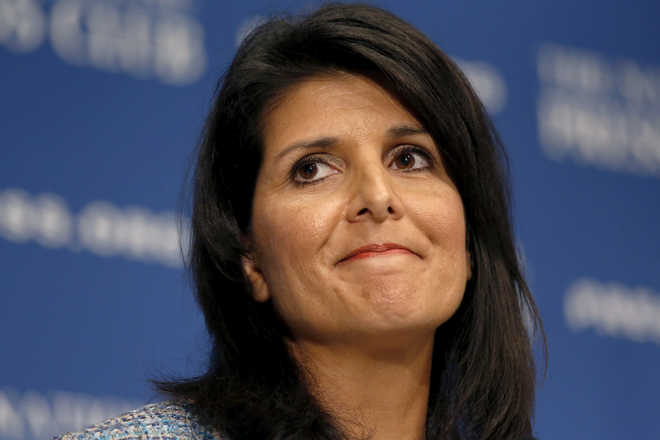 Trump Jr criticises Nikki Haley for 'sitting on the sidelines' on prez's vote counting fraud claims