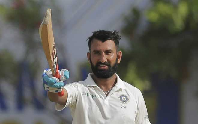 India's tour of Australia: Pujara gets into groove