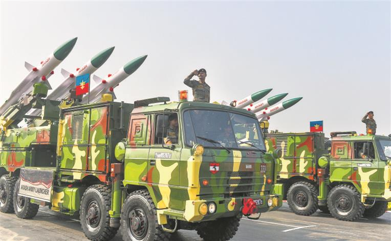 Sharpen tech focus to boost defence prowess