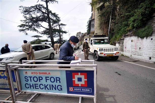 As Covid cases surge, Himachal switches to 5-days-a-week