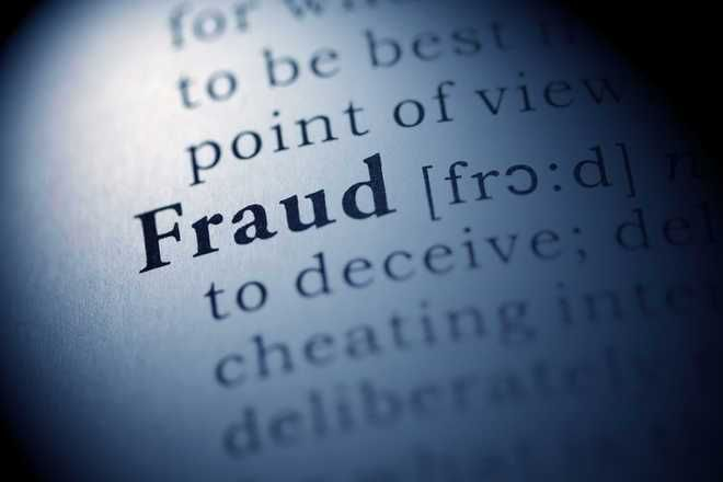 Man duped of Rs 4.50 lakh