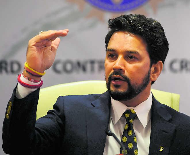 J&K land encroachments under Roshni Act biggest land scam of India: Anurag Thakur