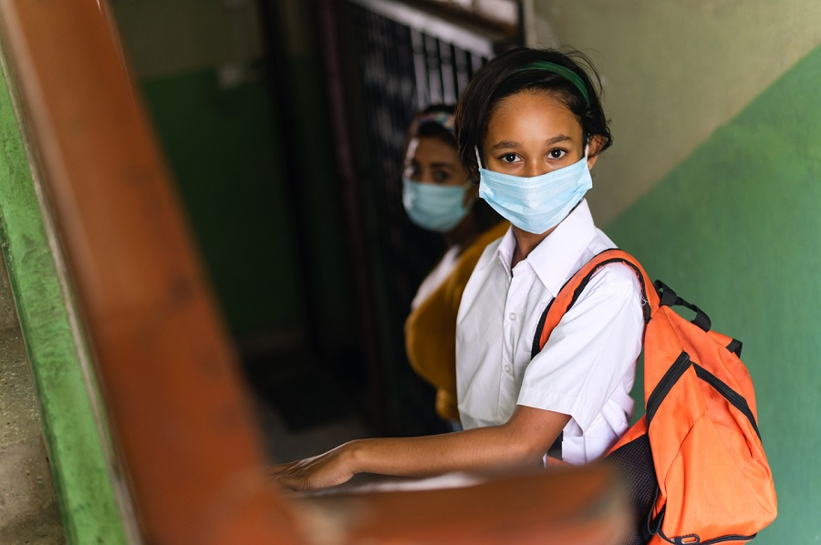 Goa schools reopen for Classes X, XII