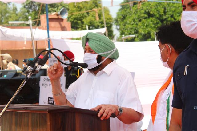 CBI being exploited for politics, won't allow it to enter Punjab without permission: Capt
