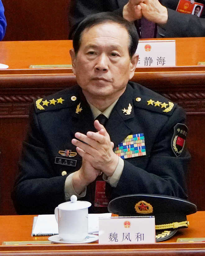 Chinese defence minister meets Nepal's top leadership to bolster military cooperation