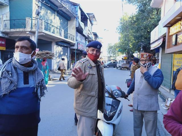 You could be jailed for 8 days in Himachal for not wearing mask