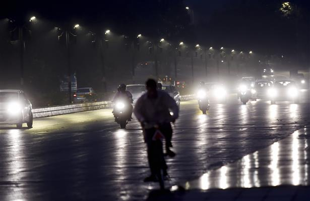 Parts of North India witness rainfall; temperature dips across Punjab