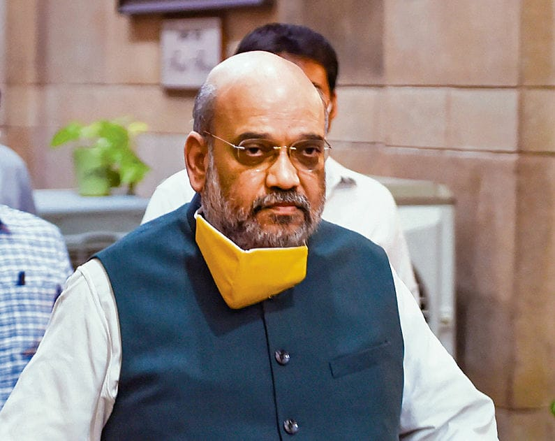 Twitter says Amit Shah's account was temporarily locked due to 'inadvertent error'