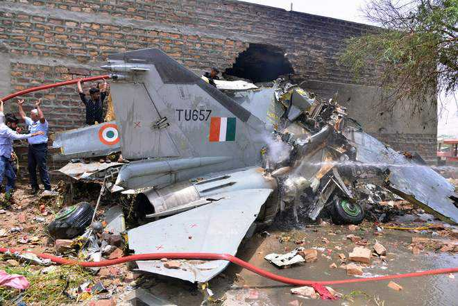 MiG-29K crash: Parts of aircraft located; one pilot still untraceable