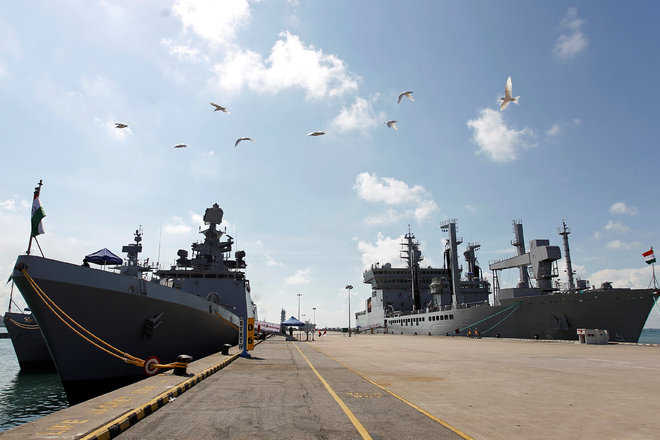 US Navy's Nimitz strike group to be part of 2nd phase of Malabar exercise beginning Tuesday
