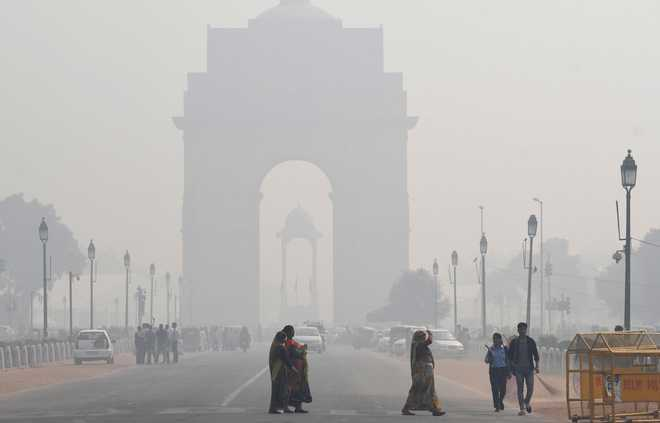Delhi's air quality 'moderate', no sudden change likely