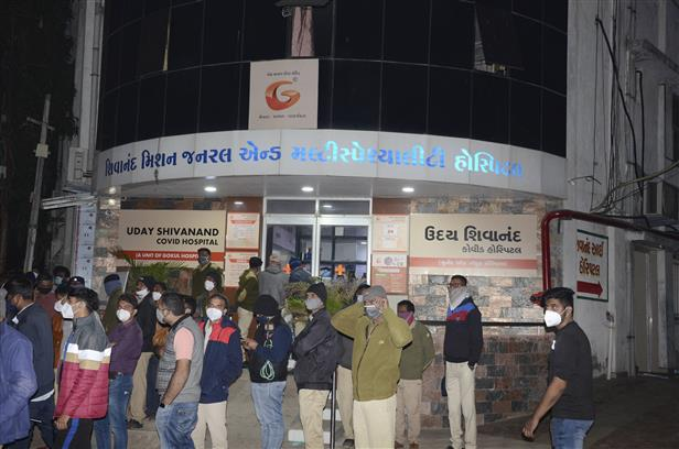 Rajkot police forms 3-member SIT to probe hospital fire