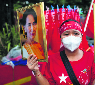 Myanmar's challenges linked to China's clout