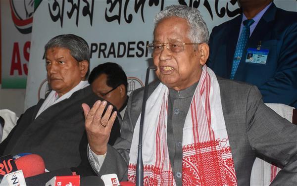 Former Assam CM Tarun Gogoi dies at 84