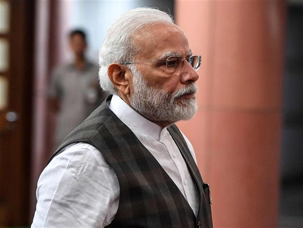 Modi likely to lay foundation stone for new Parliament building in December