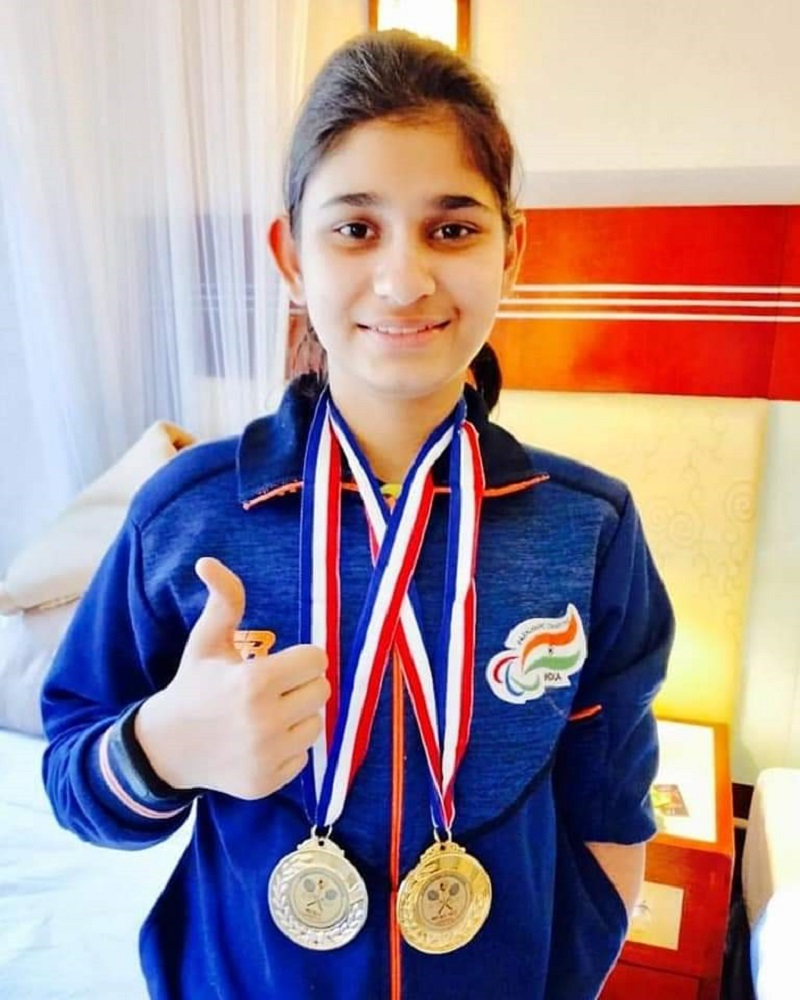 Jalandhar S Para Badminton Player Missed Her Boards To Qualify For Tokyo Olympics