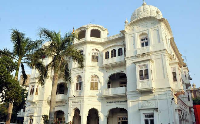 Shiromani Gurdwara Parbandhak Committee turns 100, celebrates in low-key manner at Amritsar