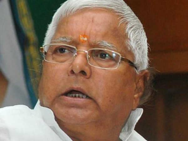 'I fear physical and mental harm', says BJP MLA who filed complaint against Lalu Prasad Yadav