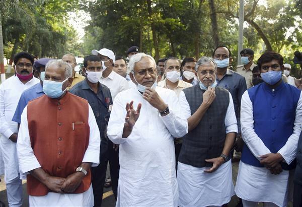 JD-U 'played role' in LJP being denied Rajya Sabha seat, nomination of Sushil Modi
