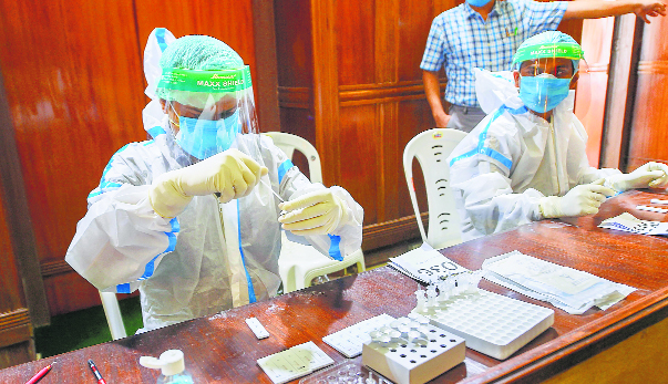 Rolling out Covid vaccine will need a roadmap