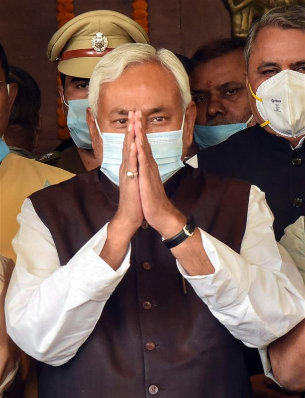 'Who made him Deputy CM?' Nitish Kumar erupts in anger in Bihar Assembly