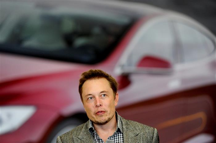 Elon Musk says Chinese rival Xpeng 'stole' Tesla and Apple codes