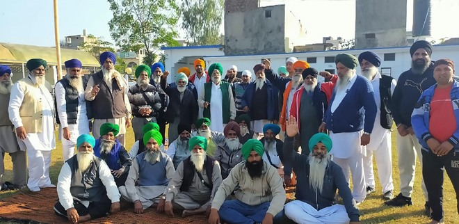 Sangrur farmers gear up for Delhi march