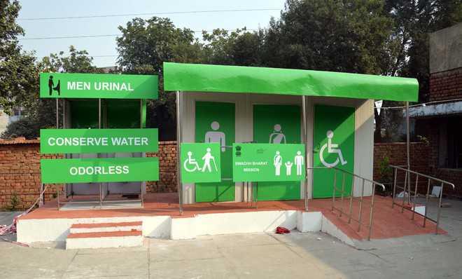 Rewari, Bhiwani in race for Toilet Day Award