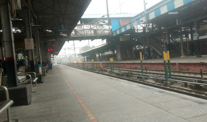 As protests continue, only 2 trains ply from Amritsar