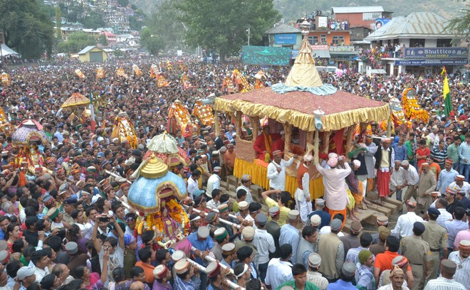 Call for 'Jagati' as all deities not invited to Dasehra festival