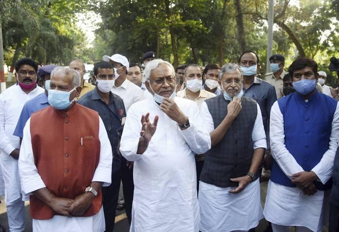 NDA legislature party meeting tomorrow to elect Bihar leader
