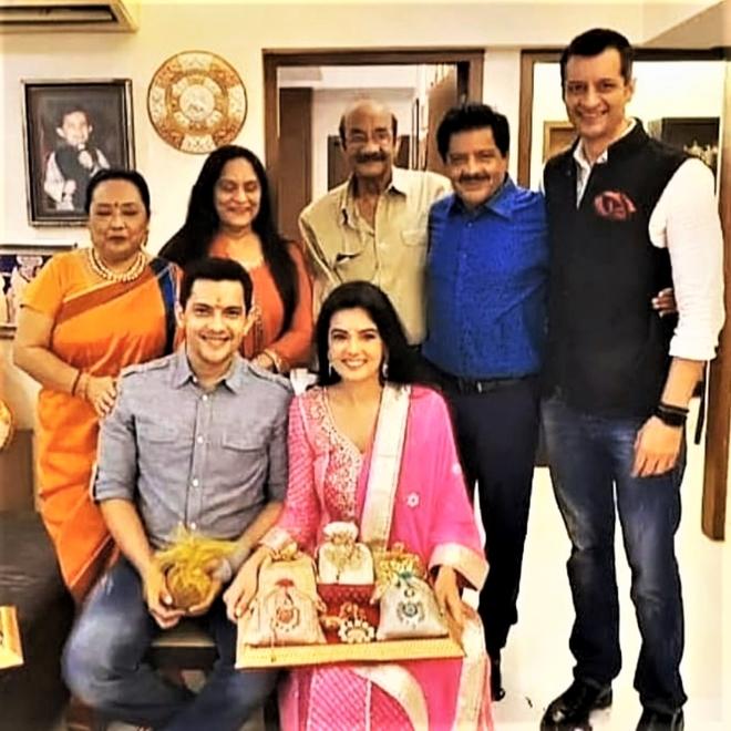 Pre-wedding festivities of Aditya Narayan begin with 'roka' ceremony