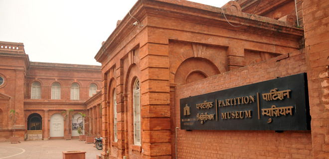 Partition Museum shortlisted for international tourism award