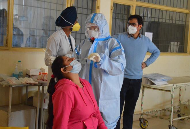 98 test positive, two more succumb in Ludhiana