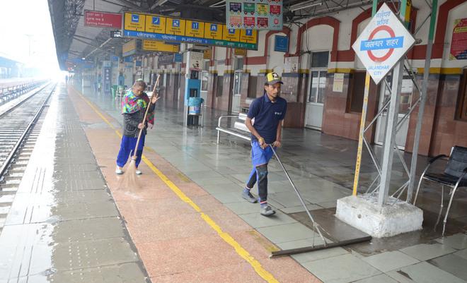 Jalandhar ready to host 3 passenger trains