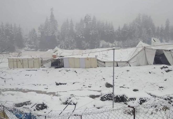 Manali isolation centre damaged