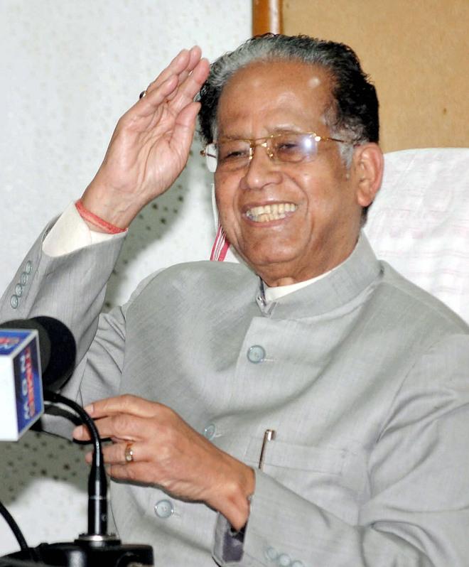 Longest-serving Assam CM Tarun Gogoi broke the back of insurgency