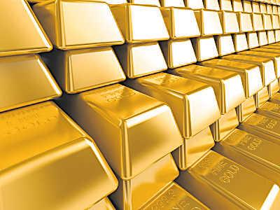 Gold, silver fall marginally
