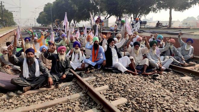 Chakka jam today, farmers to gherao houses of BJP leaders