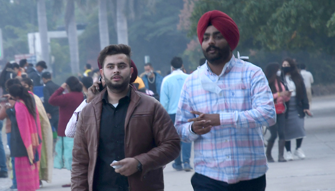 Chandigarh doubles fine for not wearing a mask to Rs 1K