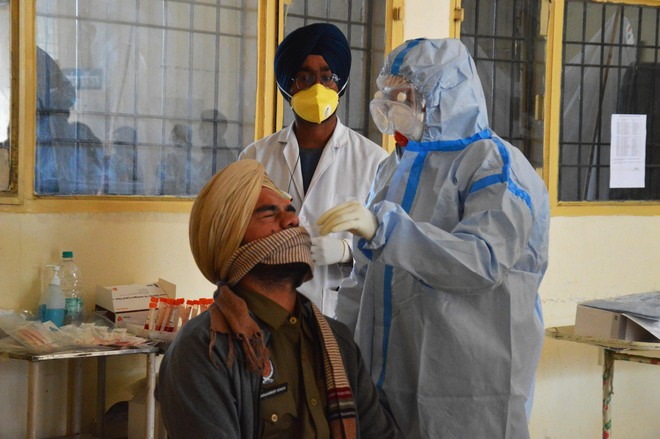 Two more die of Covid, 96 positive in Ludhiana district