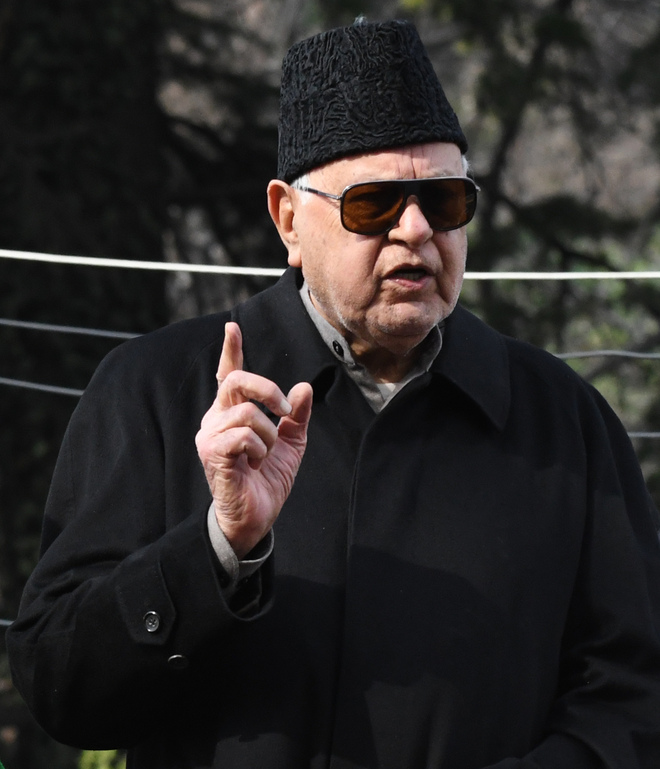 Farooq's sister on 2nd list of Roshni beneficiaries