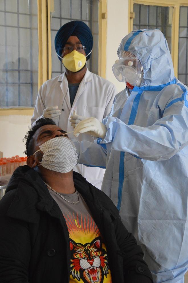 2 deaths, 104 fresh cases in Ludhiana