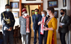 Himachal Governor lauds Russian painter Nicholas Roerich's works