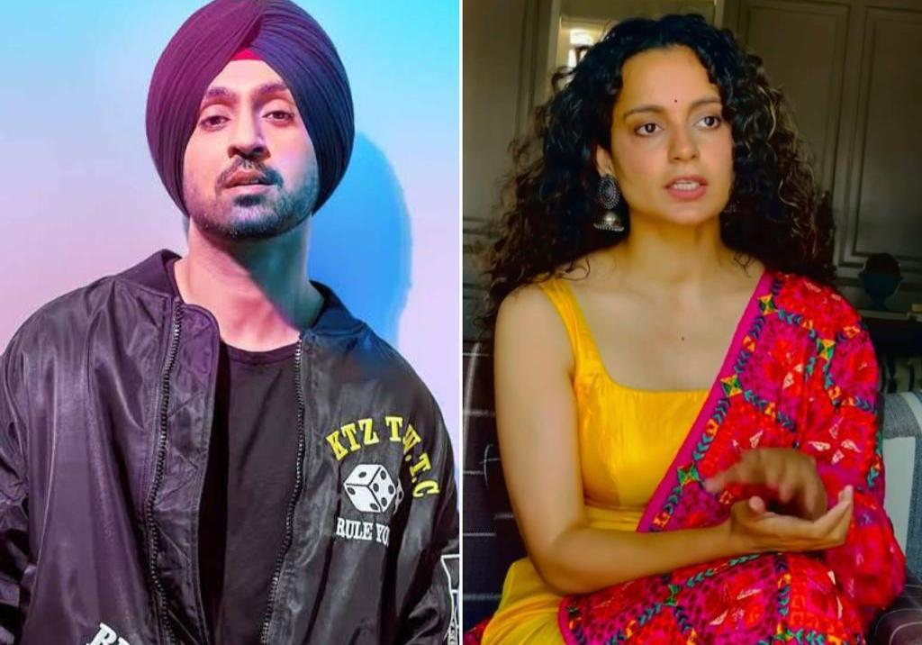 Diljit Dosanjh mocks 'actor' in audio clip; Kangana Ranaut questions intentions of Punjabi singer, Priyanka Chopra