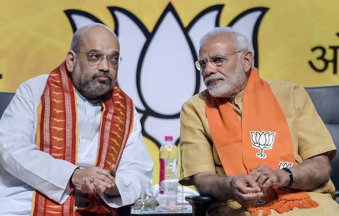 US court terminates $100-million lawsuit against Modi, Shah